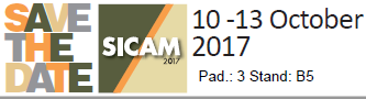 VITTINOX AT SICAM 2017, 10-13 OCTOBER